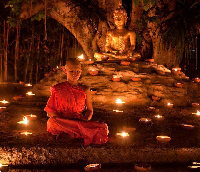 7 Secretos budistas para ser feliz en Navidad